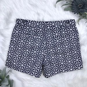 Laundry By Shelli Segal Shorts - NWOT Laundry By Shelli Segal Navy & White Shorts